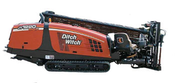 Ditch Witch Directional Driller Model JT1220