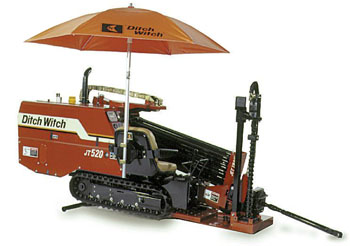 Ditch Witch Direction Driller Model JT520